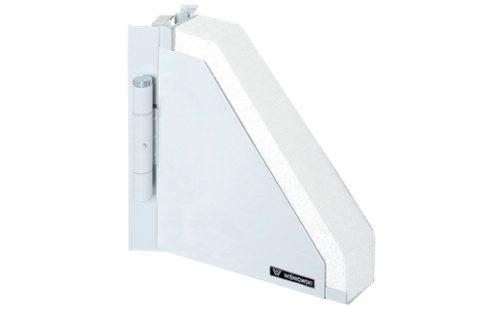 Drzwi stalowe płaszczowe ECO