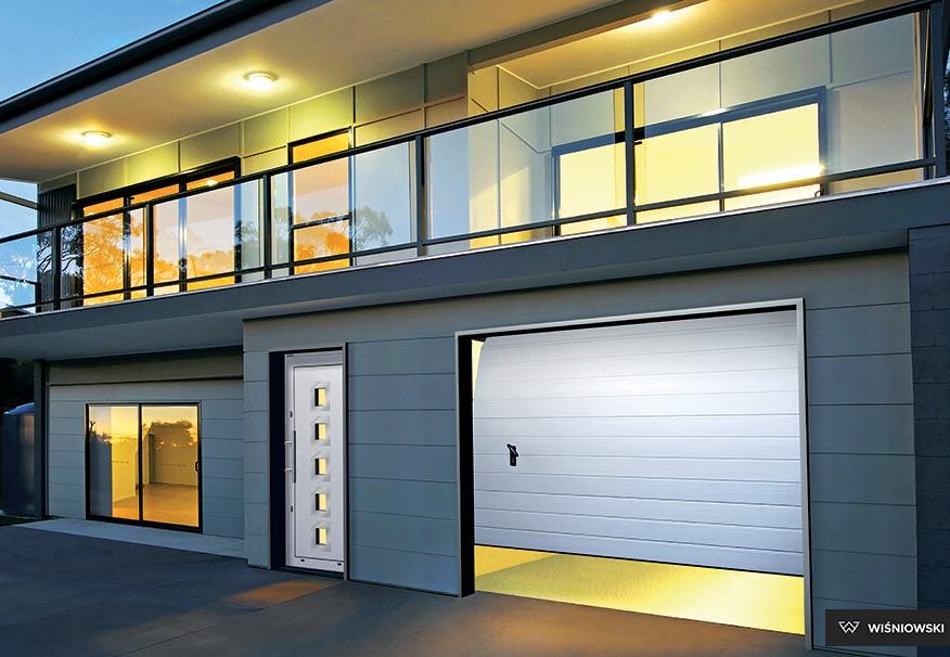 Drzwi aluminiowe DECO