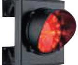 Lampa semaforowa pojedyncza